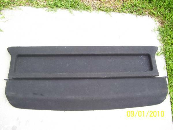 91 civic hacht cargo cover - $55 (sw)