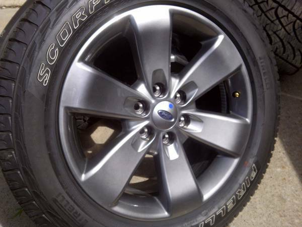 FX-4 rims and tires - $1500 (Houston)