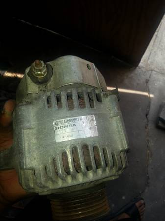 H22 alternator - $50 (Heights)