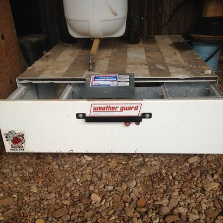 Weather guard pack rat - $500