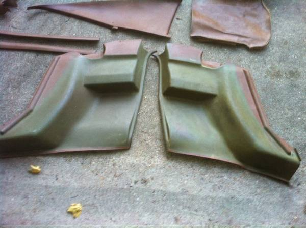 1973 CAMARO Interior parts 1970 1981 - $125 (North Houston)