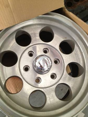 GM Chevy Toyota (4) Ultra 17x9 6 lug rims - $380 (290Beltway 8 area)