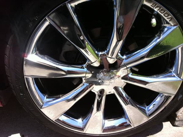 Vogue 20 wheels - $1000 (Houston)