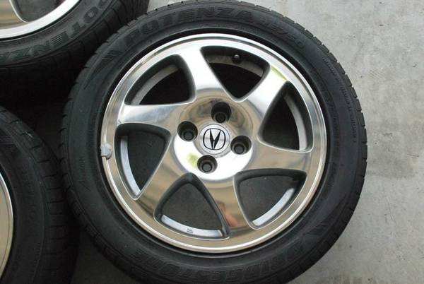 GSR BLADES - JUST RIMS NO TIRES - $300 (North Houston)