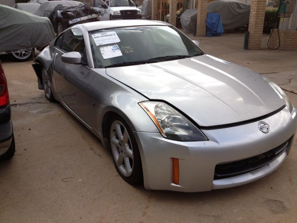 2003 Nissan 350z Parts Only Car - $1 (Houston)