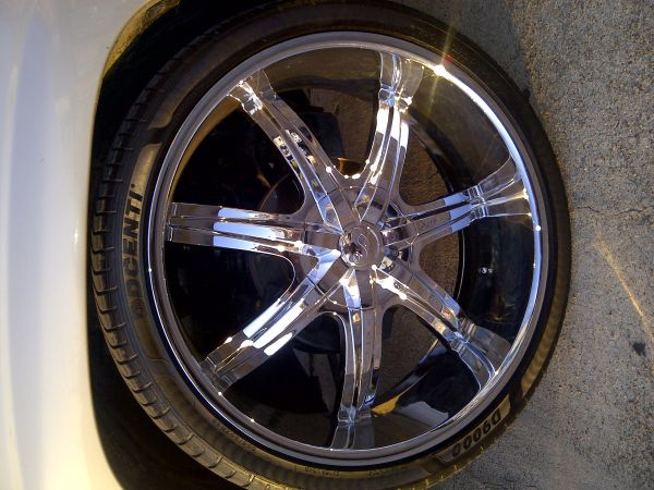 26 inch rims - $1500 (southeast houston)