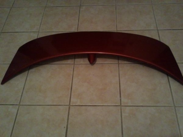 Mitsubishi Eclipse 3 piece OEM GS spoiler - $25 (downtown galleria )