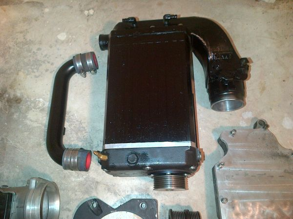 Kenne Bell 2.2l Supercharger kit for 97-03 F150, F250, Expedition (ConroeThe Woodlands)