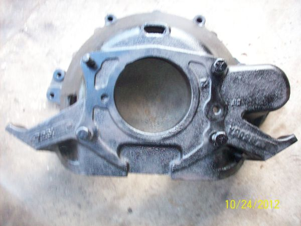 Ford Pickup Y-Block Std. Bellhousing - $115 (Santa Fe,Texas)