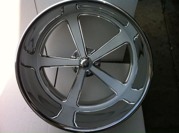 24 Staggered Billet Forged Rims,  Chevy - $4199 (houston)
