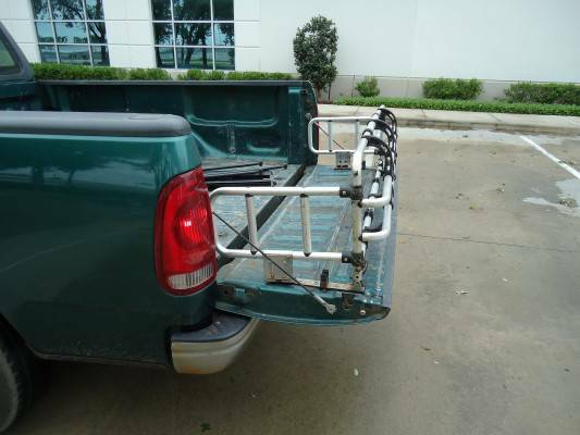 9658 Ford F150, F-150 Bed Extender - $90 (SW)