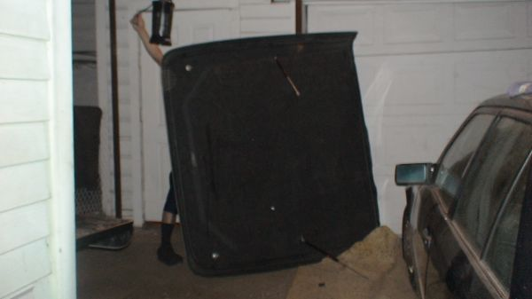 ((((( Ford F150 Snugtop Tonneau Cover )))))) - $400 (N. Main - 45 North )