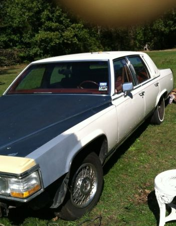 1990 1991 1992 Cadillac Fleetwood Brougham Parts For Sale - $100 (Willis TX)