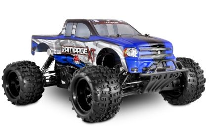 Gas powered rc monster truck 4x4 - $400 (West rd. airline dr.)