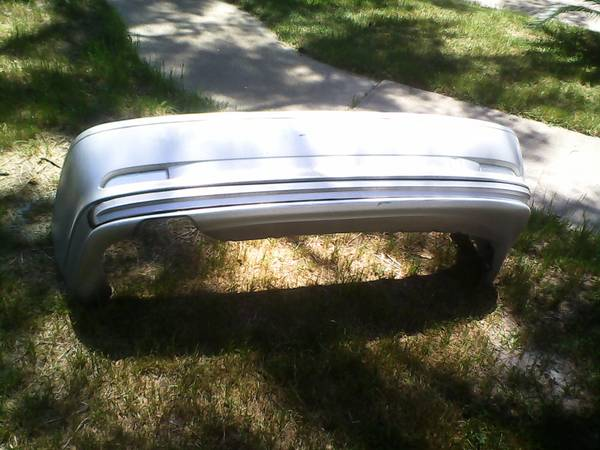 e46 Rear Bumper 3 series - $175 (Houston)