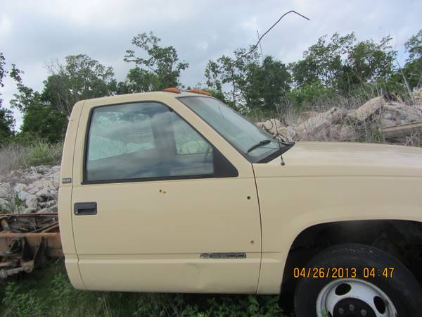 1994 chevy dually diesel parts - $50 (west houston)