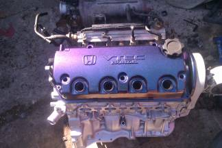 95 civic d16z6 vtec engine transmisson misc cheap - $1 (225610)