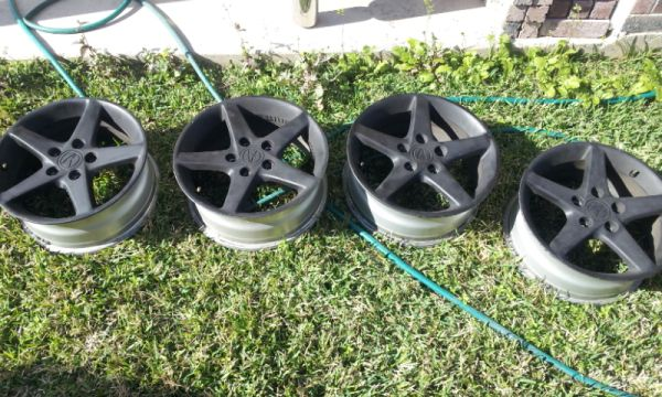 Acura RSX Wheels rims Type S honda - $250 (west Houston katy)
