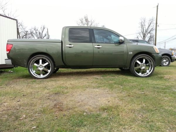 26s rims - $1500 (Houston)