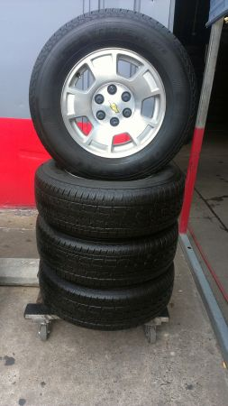 17 inch chevy wheels for sale