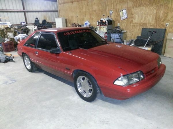 OEM Fox Body Mustang CHROME Pony Wheels - $500 (Conroe)