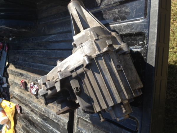 Chevy np208 transfer case - $150