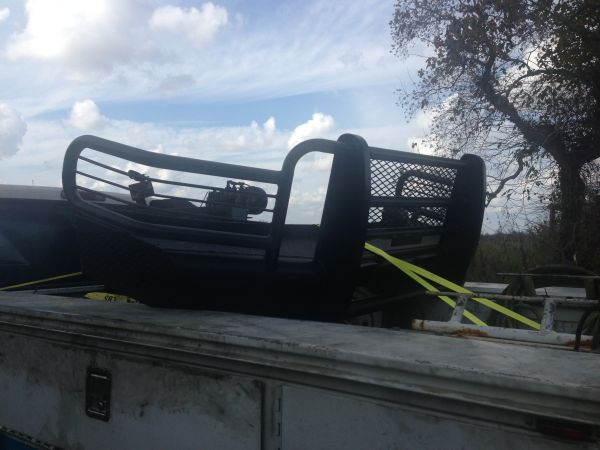 Dodge ranch hand bumper - $350 (Pearland)