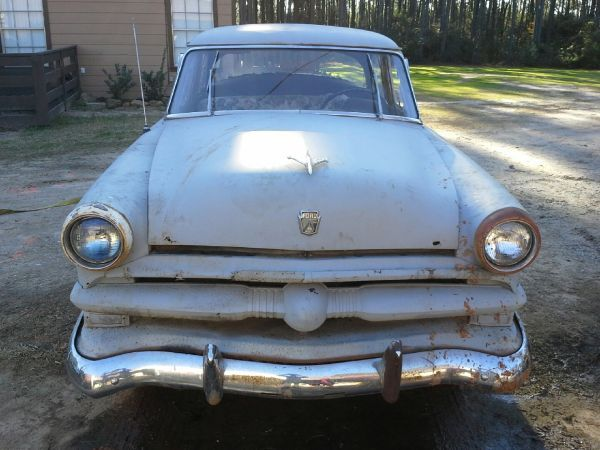 1953 ford (rat rod material) sale trade - $1000 (East Texas)