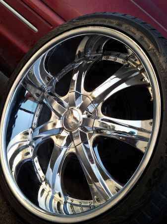 24s___________FLAWLESS____NEW - $1480 (HOUSTON)
