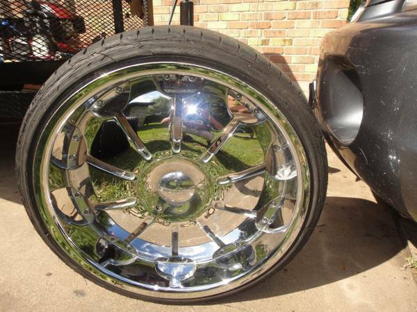Universal Center Caps For 22 Inch Rims For Sale