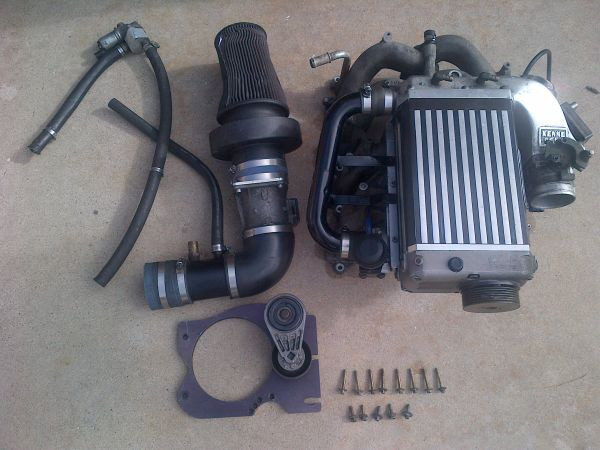 Kenne Bell 2.2l Supercharger (97-03) F150Expedition - $2000 (Conroe)