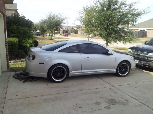2006 Cobalt SS SC supercharged (SERIOUS INQUIRES ONLY) - $3500 (Katy)