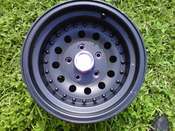 CHEAP 15 inch American Racing Rims 5 lug Chevy Trucks - $150 (channelview)