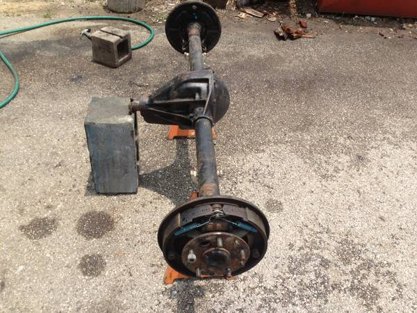 1950 Mercury Ford truck Rear End Differential Complete - $350 (West Houston Katy)