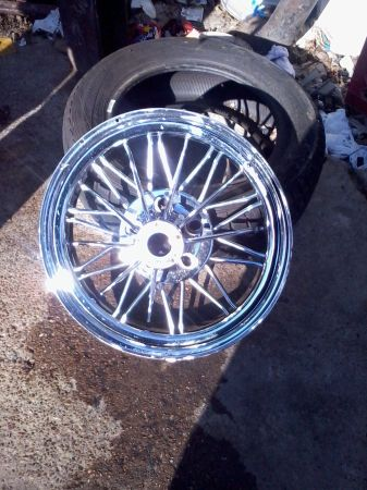 17 inch REGGIE 84 swanga cut - $100 (north)