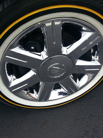 VOGUE WHEELS.. $1500 - $1500 (NE)