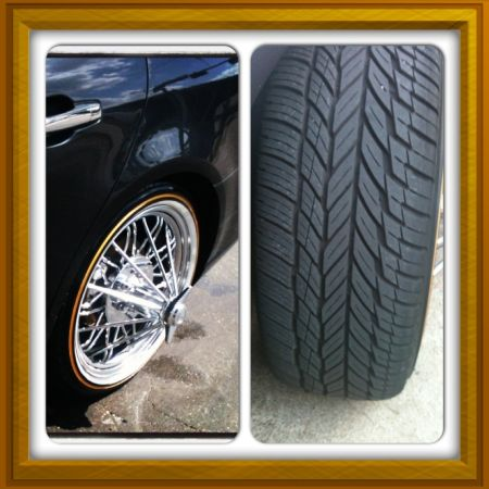 20 inch Supas 84s swangas Hit me up we can work somethin out - $2200 (Northside)