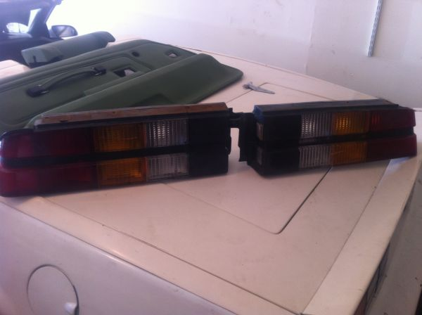 1982-1992 Camaro Z28 Tail Lights(hv a strg.wheel too). - $70 (houston)