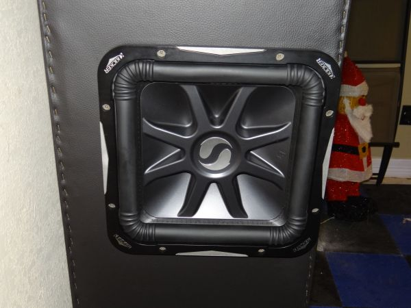 2-KICKER S12L7 12 L7 SOLO BARIC CAR STEREO SUBWOOFER SUB DUAL 4 OHM - $500 (katy)