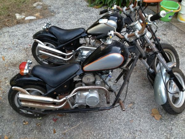TWO CHOPPERS $$$$$500$$$$$ - $500 (77539)