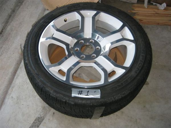 Ford F150 Lariat Limited Edition 22 Wheels Rims Oem Factory Original  - $2 (Northwest-Houston)