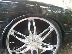 $800, 26 Viscera Rims $800.00 Only 3tires are good all rims are good