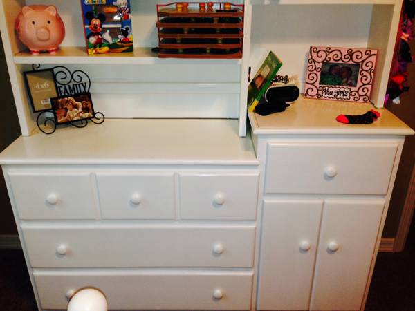 Twin Baby Furniture, Cribs, Dresser, Changing Table Glider - $150 (Indigo Ranch, Magnolia, TX )