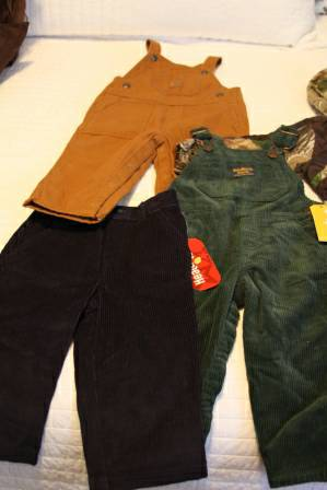 NEW 18-month Boys Clothes - $50 (Katy)