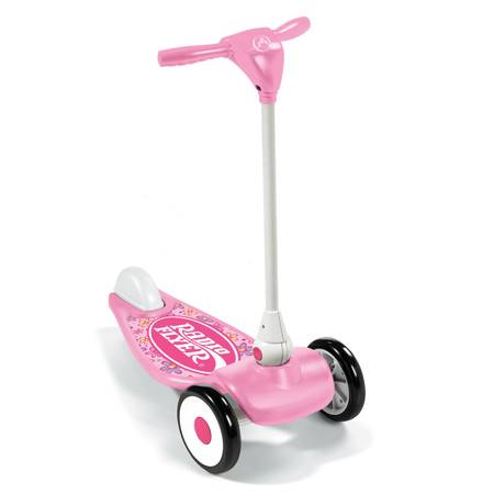 Radio flyer pink scooter - $1 (290)