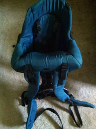 Evenflo Baby carrier you wear on back like backpack - $20 (Telephone Rd and Bellfort near Hobby )