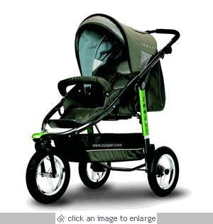 Zooper Zydeco Stroller - $175 (NW HoustonSpringWoodlands)