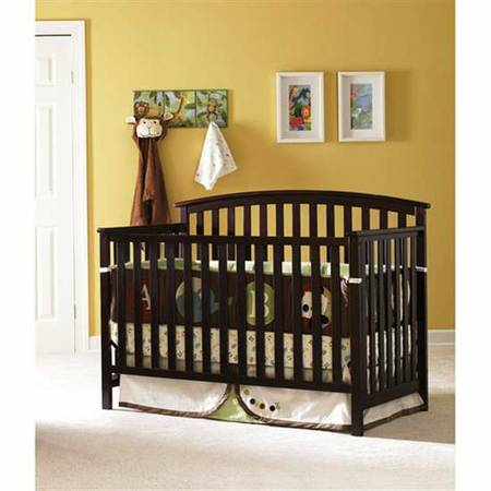 Graco 4 In 1 Crib For Sale