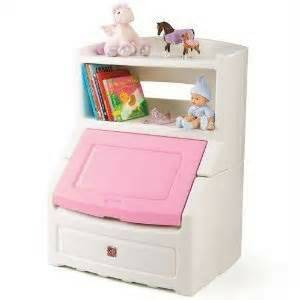 toybox step 2 with book shelf - $60