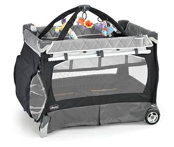 Pack n Play Pack and Play Chicco Lullaby LX - $95 (Galleria)